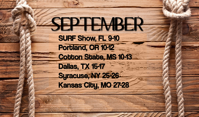 september show 2016